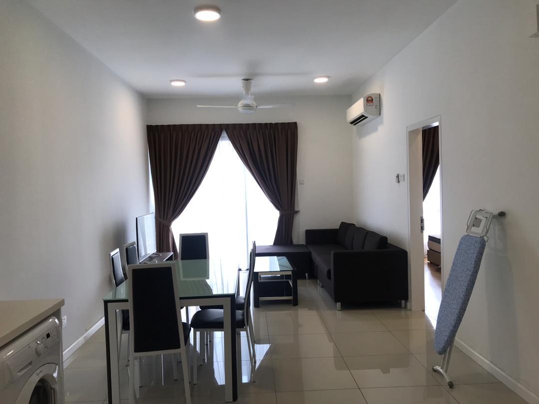 マレーシア賃貸の一室