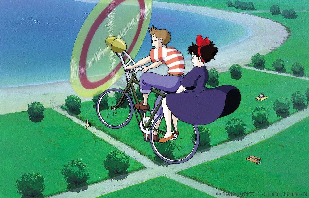 プロペラ自転車